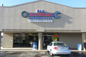 All American Automotive