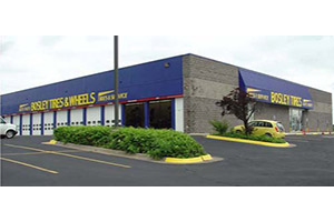 Bosley Tire Center East