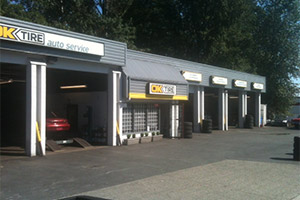 Tires North Vancouver >> North Vancouver Bc Location Information Ok Tire North