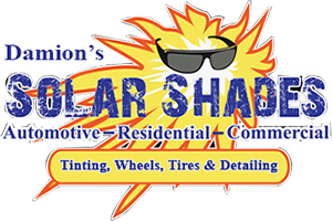 Damion's Solar Shades Glass Tinting