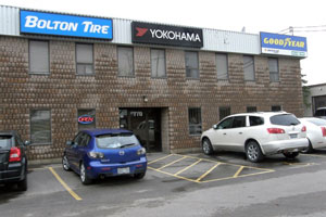 BOLTON TIRE SALES INC.