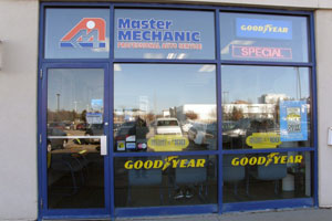 MASTER MECHANIC - MATHESON