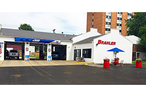 Brahler Lube Center - 700 N Grand Ave E