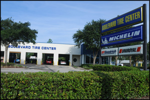 Boulevard Tire Center Orange City