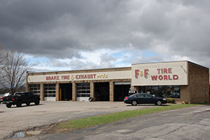 F & F Tire World - Cherry Valley, IL