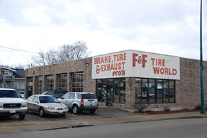 F & F Tire World - Loves Park, IL
