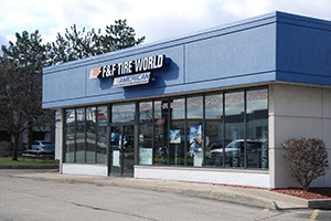 F & F Tire World - Brookfield, WI