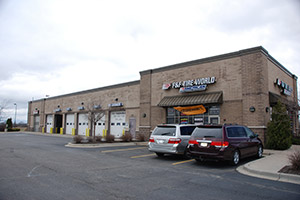 F & F Tire World - Delavan, WI