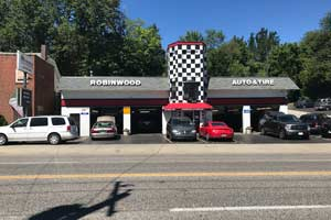 Robinwood Tire