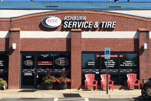 Ashburn Service & Tire Center