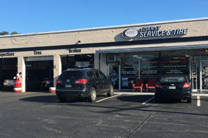 Elden Street Service and Tire Center
