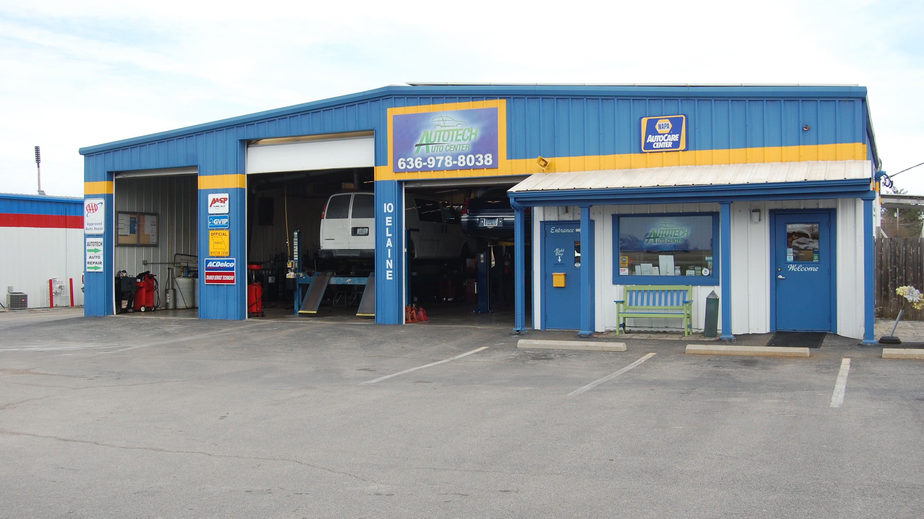 Autotech Tire & Auto Center
