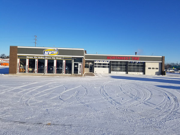 NW Tire Grand Forks South – Grand Forks ND