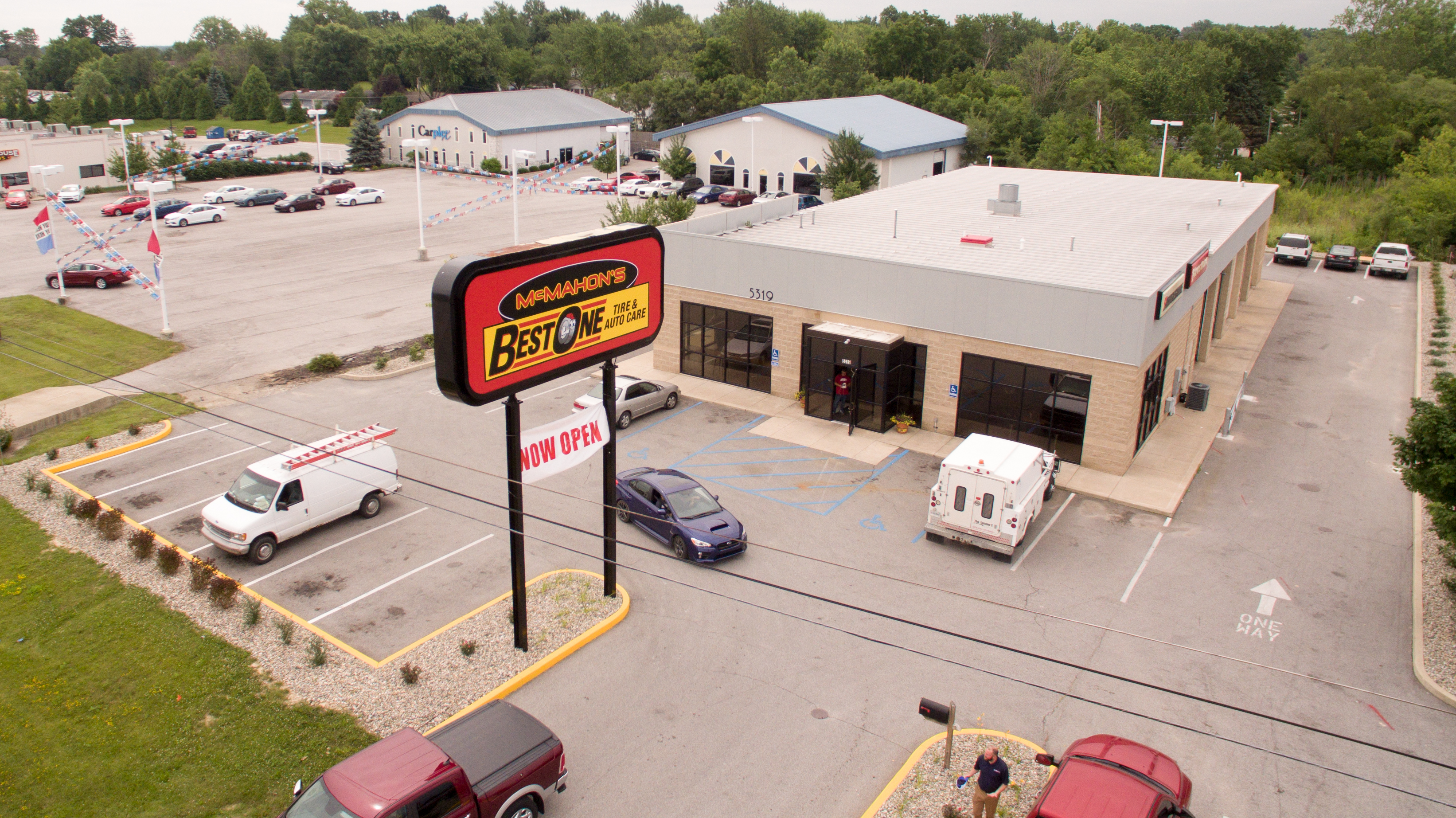 McMahons Best-One Tire & Auto Care